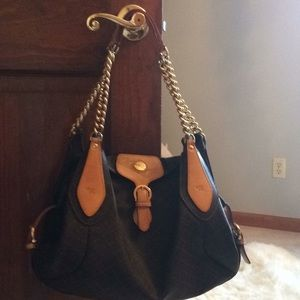 Rioni shoulder bag with beautiful chain straps